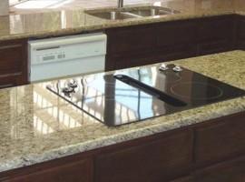 Amenajari Interioare - Blat bucătărie granit grey