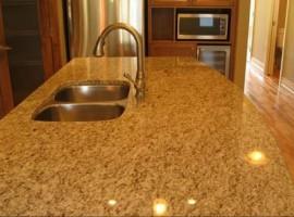 Amenajari Interioare - Blat bucătărie granit gri