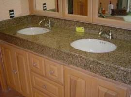 Amenajari Interioare - Blat granit baie